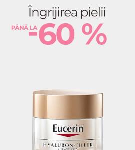Îngrijirea pielii până la -60 %