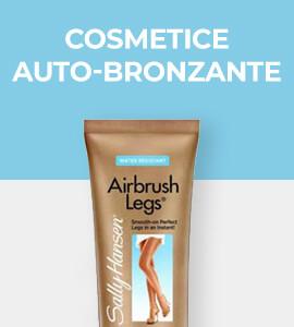 Cosmetice auto-bronzante