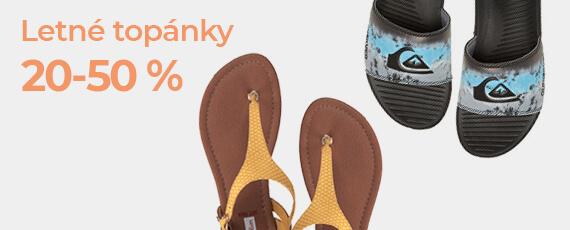 Letné topánky
