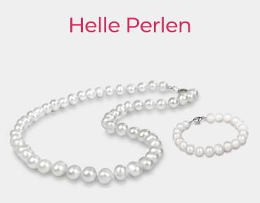 Helle Perlen