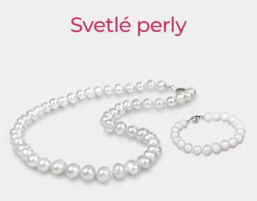 Svetlé perly