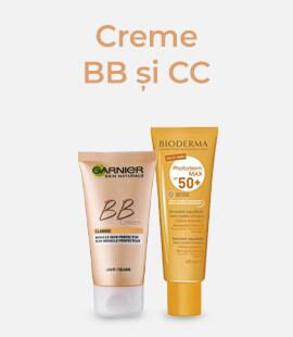 Creme BB și CC