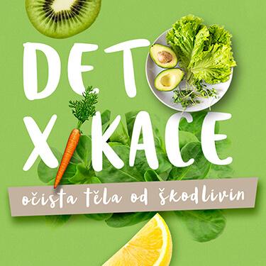 Detoxikace - očista těla od škodlivin
