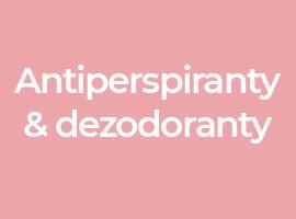 Antiperspiranty & dezodoranty