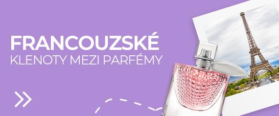 Francouzské parfémy