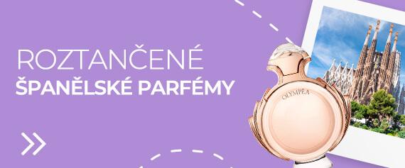 Španělské parfémy