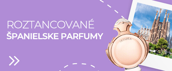 Španielske parfumy