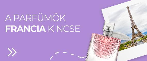 Francia parfümök