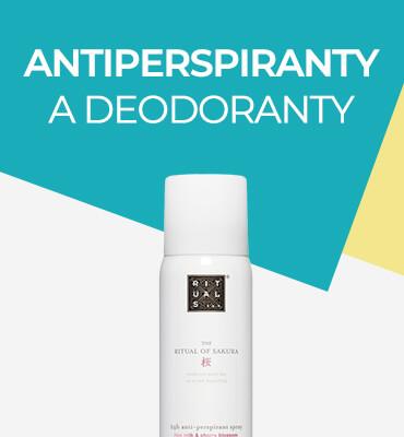 Antiperspiranty a deodoranty