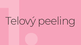 Telový peeling