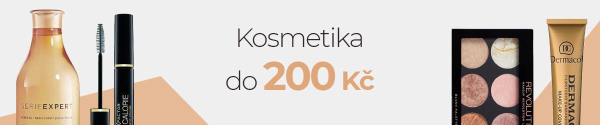Kosmetika do 200 Kč