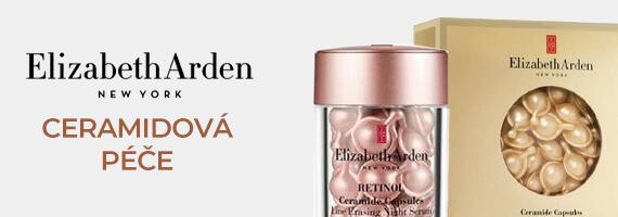 Kosmetika Elizabeth Arden Ceramidová péče