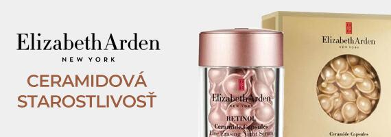 Kozmetika Elizabeth Arden ceramidová starostlivosť