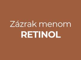 Zázrak menom Retinol