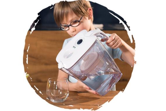 Filtrační konvice a vodní filtry