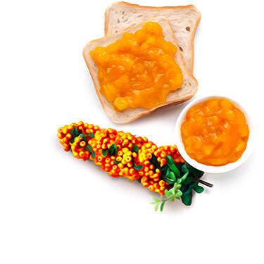 Obrázek Rakytníkový džem