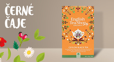 Černé čaje