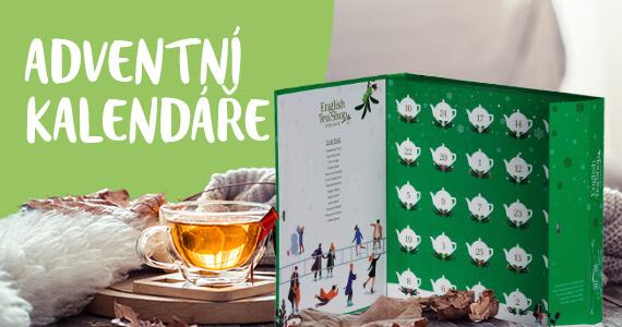 Adventní kalendáře čajů