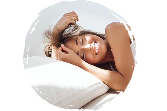 Klidný spánok
