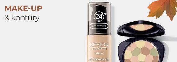 Make-up & kontúry