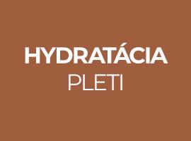 Hydratácia pleti