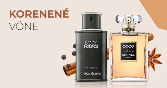 Korenené vône