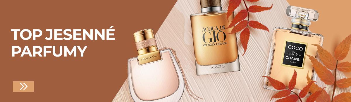 Top jesenné parfumy