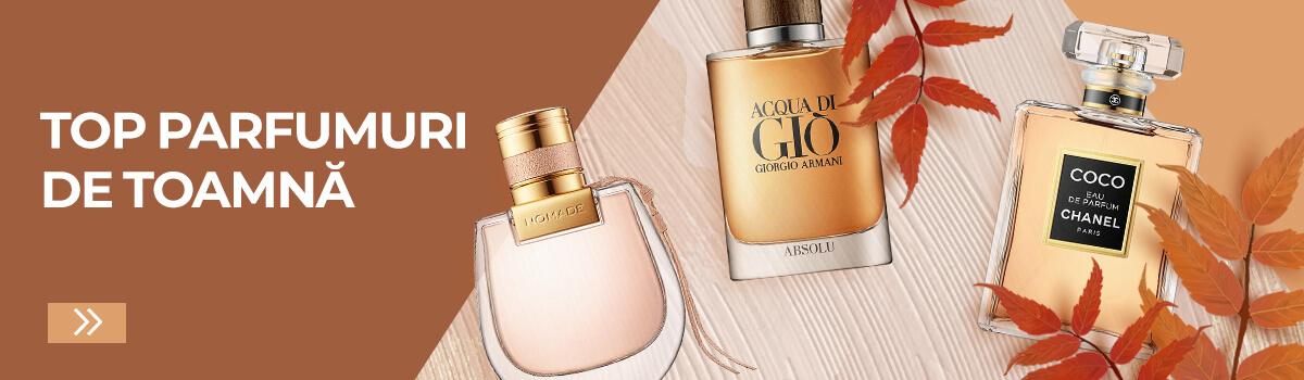 Top parfumuri de toamnă