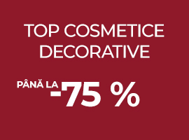 Top cosmetice decorative până la -75%