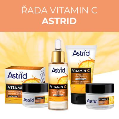 Testování kosmetiky Astrid
