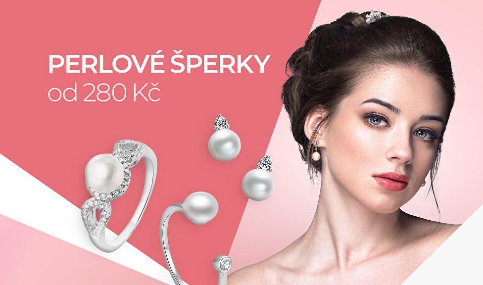 Perlové šperky od 280 Kč