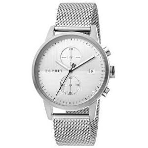 Esprit Linear Silver Mesh ES1G110M0055