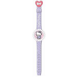 Hello Kitty Digitální hodinky se zrcátkem a Hello Kitty HK25907
