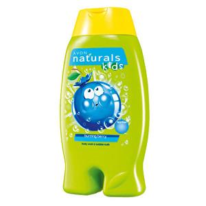 Avon Jemný sprchový gél a pena do kúpeľa 2 v 1 s borievkou (Body Wash & Bubble Bath) 250 ml