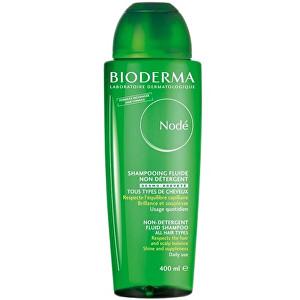 Fotografie Bioderma Jemný šampon pro každodenní použití Nodé (Non-Detergent Fluid Shampoo) 400 ml