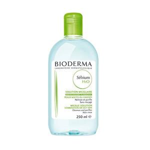 Bioderma Čistiaca pleťová voda pre mastnú pleť Sébium H2O (Solution Micellaire) 500 ml