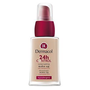 Dermacol Dlouhotrvající make-up (24h Control Make-up) 30 ml Odstín č. 0