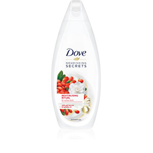 Dove Revita polohy po skončení sprchový gél Nourish ing Secret s Revita lising Ritual Goji (Shower Gel) 250 ml