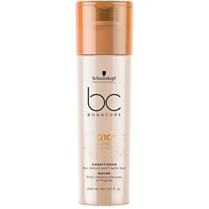 Schwarzkopf Professional Kondicionér pro zralé a křehké vlasy BC Bonacure Time Restore Q10 (Conditioner) 200 ml