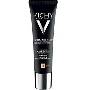 Vichy Korekční vyhlazující 3D make-up SPF 25 16H Dermablend (3D Corection) 30 ml 45 Gold