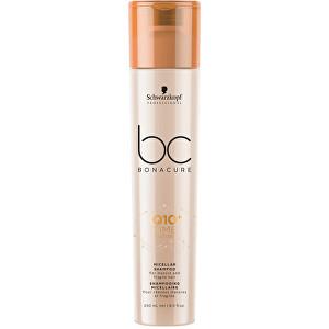 Schwarzkopf Professional Micelárny šampón pre zrelé a krehké vlasy BC Bonacure Time Restore Q10 (Micellar Shampoo) 250 ml