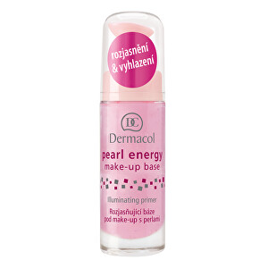 Dermacol Rozjasňující báze pod make-up s perlami (Pearl Energy Make-Up Base) 20 ml