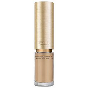 Juvena Tónující fluid SPF 10 (Rejuvenate & Correct Delining Tinted Fluid) 50 ml Natural Bronze