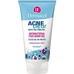 Dermacol Mycí gel na obličej Acneclear (Face Wash Gel) 150 ml