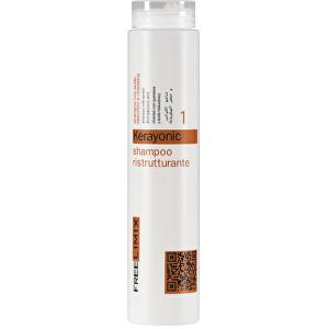 Freelimix Rekonštrukčný šampón na vlasy Kerayonic (Shampoo) 250 ml