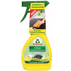 Zobrazit detail výrobku Frosch EKO Citronový čistič na indukční a sklokeramické desky 300 ml