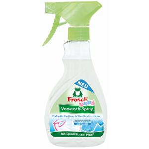 Zobrazit detail výrobku Frosch EKO Sprej na skvrny na kojeneckém prádle 300 ml