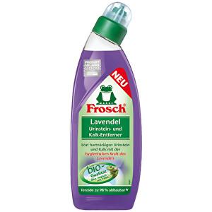 Zobrazit detail výrobku Frosch Levandulový WC gel 750 ml - SLEVA - poškozen papírový obal