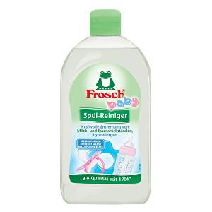 Zobrazit detail výrobku Frosch Mycí prostředek na kojenecké lahve a dudlíky 500 ml
