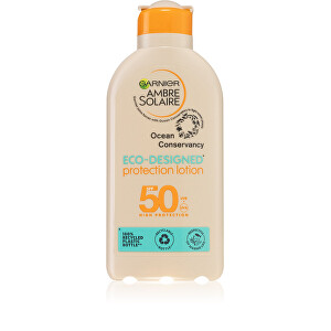 Garnier Ochranný krém proti UVB a UVA SPF 50+ Ambre Solaire Ocean Conservancy (Protection Lotion) 200 ml